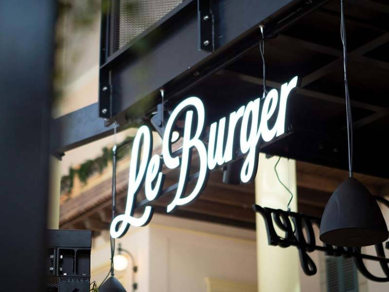 Le Burger PlusCity Pasching #3